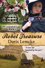 Rebel Treasure -- Doris Lemcke